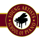 Young Artists School of Piano Logo